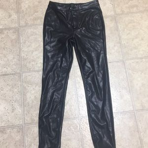 Ashely mason leather pants